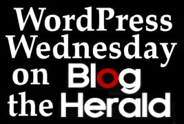 WordPress Wednesday on the Blog Herald with Lorelle VanFossen