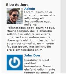 Author List – Author Bios In A Widget « Lorelle On WordPress
