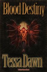 Book Review: Blood Destiny by Tessa Dawn