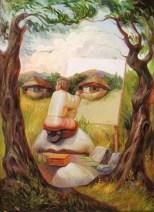 rostro de hombre
