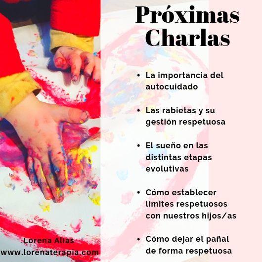 Proximas charlas (1)