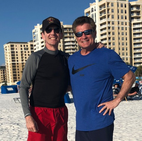 Loren Avedon, Keith Vitali, Blood Brothers, Tae Kwon Do, Florida, Clearwater Beach