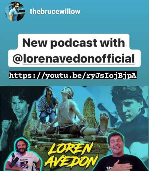 Loren Avedon - Bruce Willow Interview