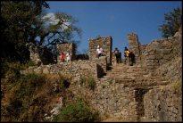 Inti Punku (the sun gate)