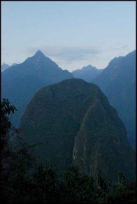 montagne Putucusi /Putucusi mountain