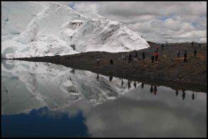 Pastoruri Glacier, Ancash, Peru