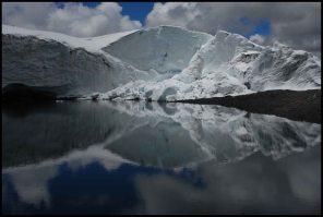 Nevado Pastoruri, Perú- Pastoruri Glacier, Peru