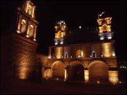 Ayacucho by night - Peru