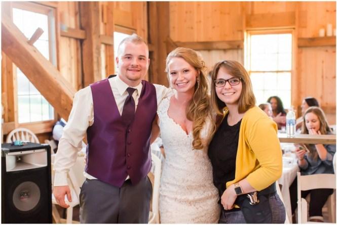 Ohio Wedding Photographer Pea Ridge Fall Rustic Venue In Northeast