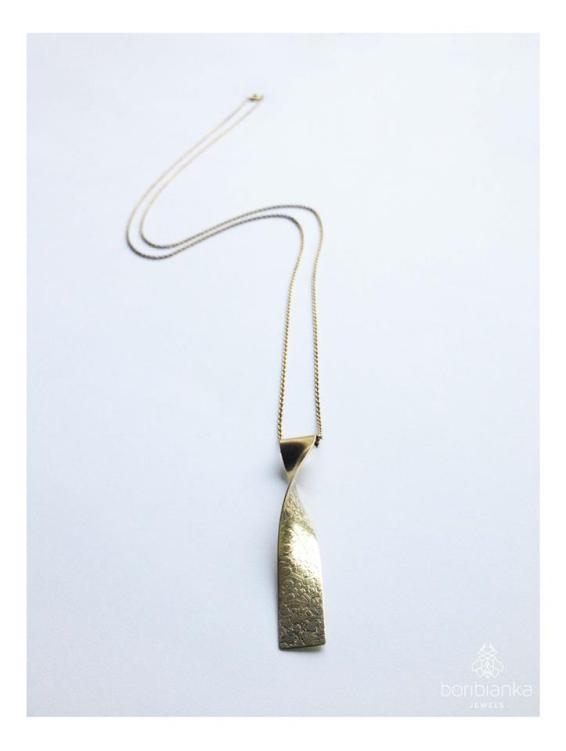 boribianka nyaklánc
