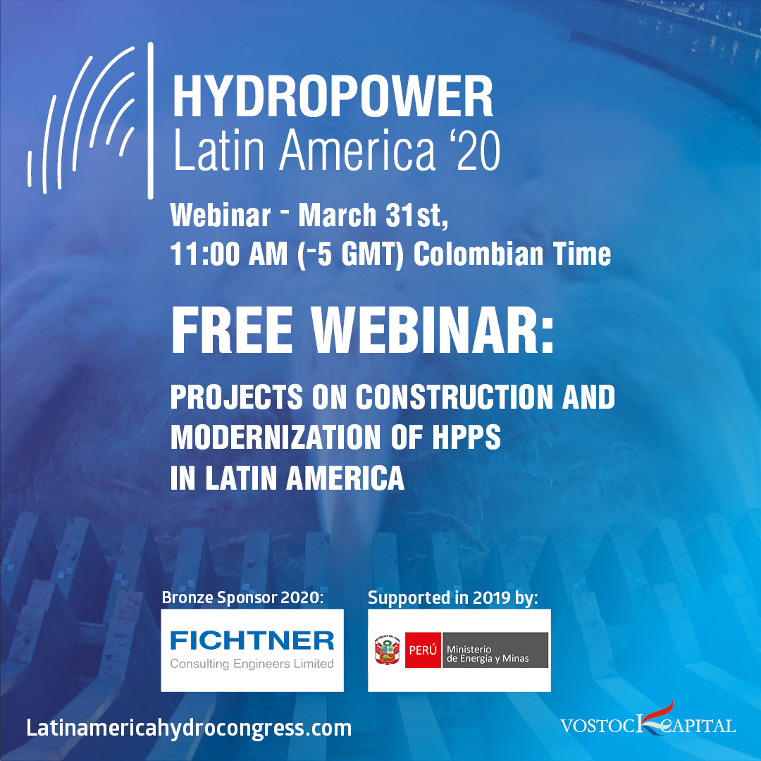 Join me to discuss socio-political factors in the development and renovation of hydroelectric plants