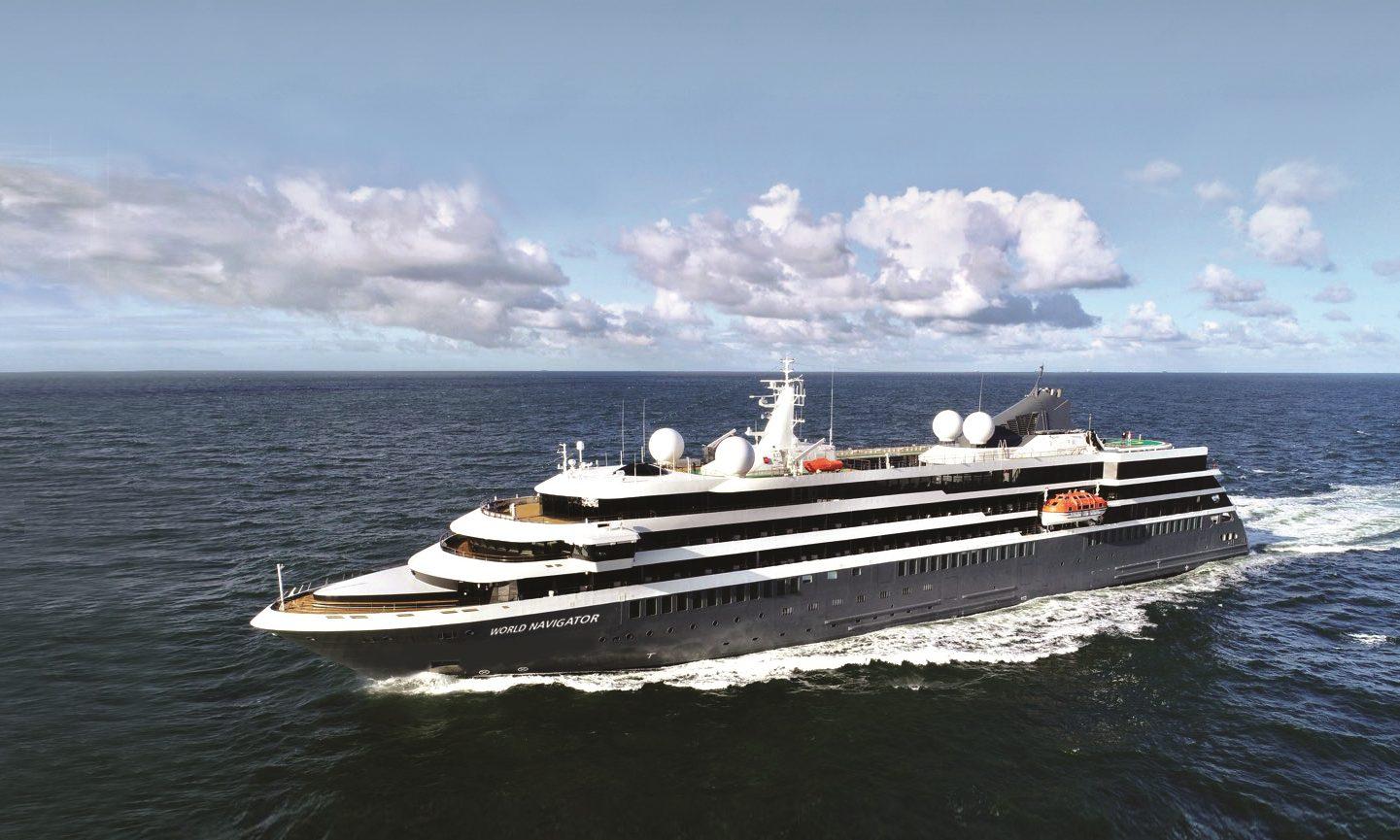Atlas Ocean Voyages Sets Fall 2020 Caribbean & South American Itineraries