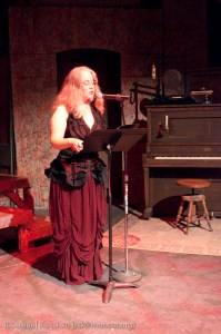 Reading at the Hypnodrome in San Francisco