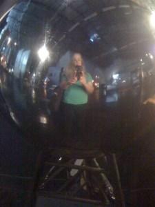 Selfie at the Exploratorium