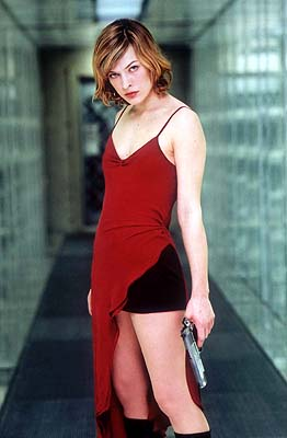 Alice red dress