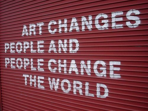 art-can-change