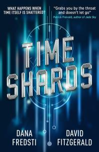 Time Shards Book Cover