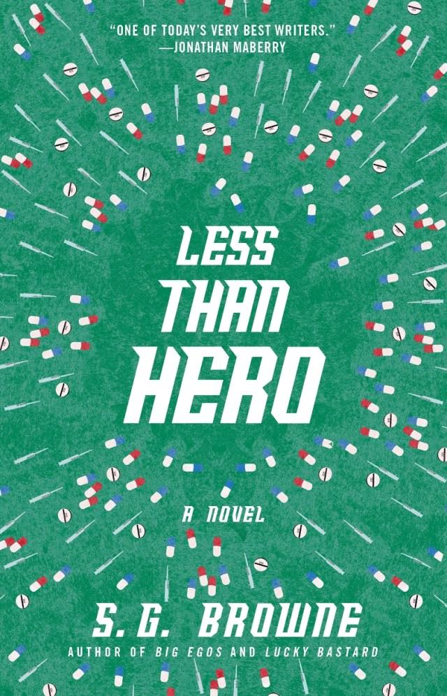Less Than Hero Cover