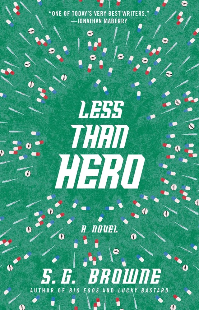 Less Than Hero Cover