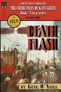 DeathFlash - Front Cover, 300 dpi