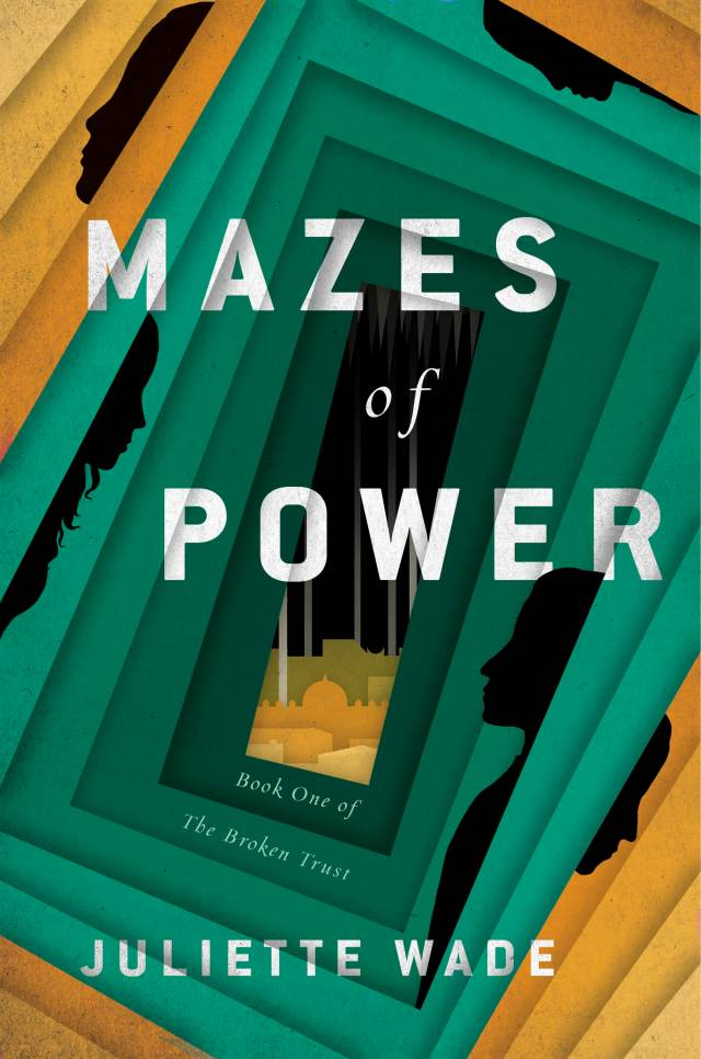 Mazes of Power FCO