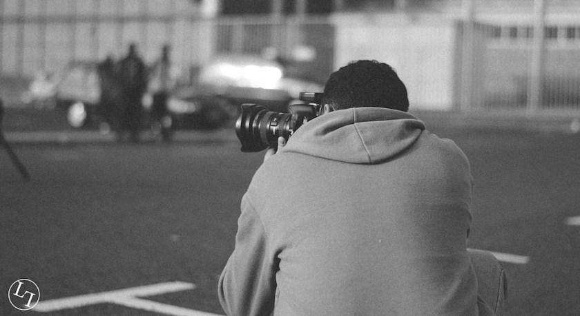 Behind the scenes SnS 8
