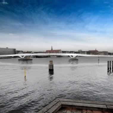 Copenhagen Harbour Bridge - Day view from the theater