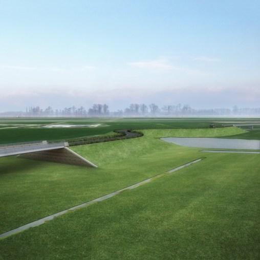 Hoogwatergeul - Werverdijk (6)