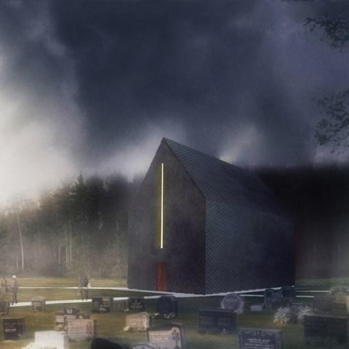 S.Implicity Church - External view