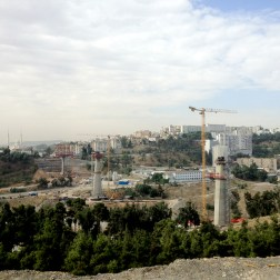 Constantine Bridge - Construction site (7)
