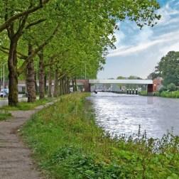 Sint Sebastiaan bridge - North-east view