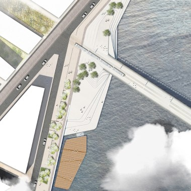 Kruunusillat Bridge - Kalasatama plan 705px
