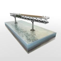 Kruunusillat Bridge - Section deck double (2) 705px