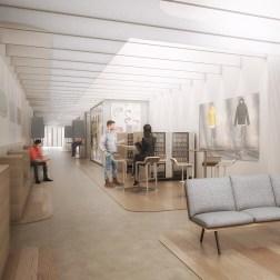 OVS HQ Refurbishment - Break room