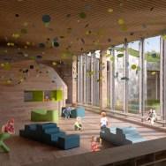 Nursery School OVS - Play room