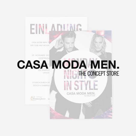 Beitragsbild lorenzoni-pr Grafikdesign/Graphic Design/Branding |Casa Moda Men Concept Store