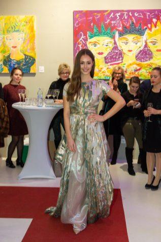 Feier 1 Jahr Queenberg Art Fashion Gallery Katharina Quehenberger Salzburg 30.11.2018 Foto: Chris Hofer   www.chris-hofer.com