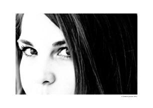 Ilaria close up portrait