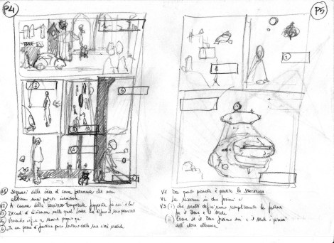 Lorenzo Armezzani - Studio del layout pagina