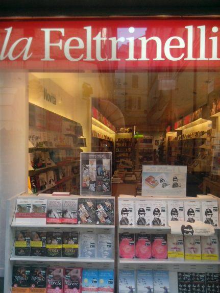 Vetrina libreria