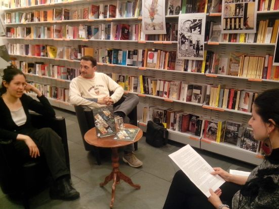 Federica Giulietti e Lorenzo Ramadoro raccontano lo sviluppo creativo del fumetto.