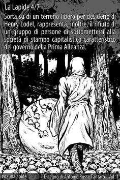 Disegno di Antonio Russo Tantaro