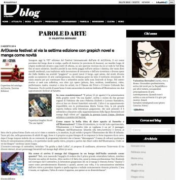 Dblog de La republica