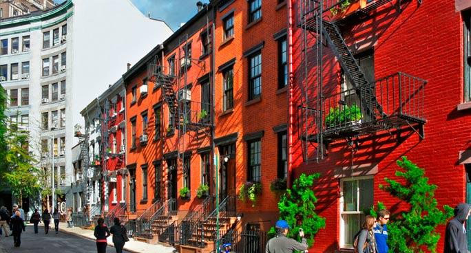 Em que bairro ficar em Nova Iorque - Lower Manhattan