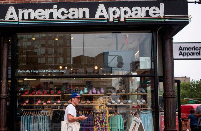 American Apparel - Nova York