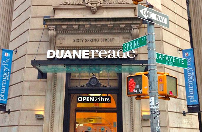 Duane Reade - Nova York