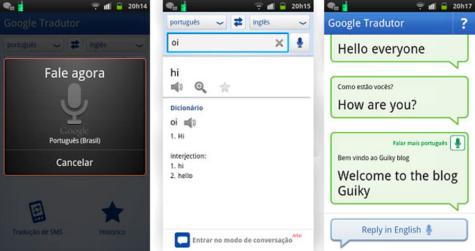 Google Tradutor - Lore Reis Nova York