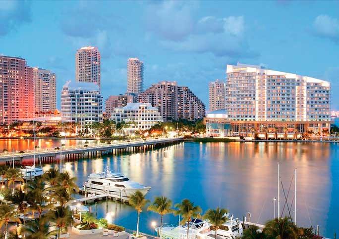 Descubra que capital da moda combina com cada signo - Miami - Sagitário