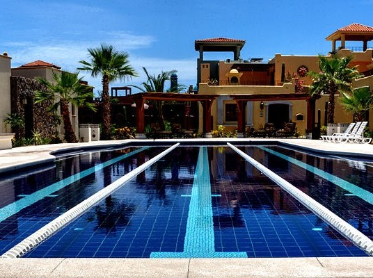 Loreto Bay Lap Pool