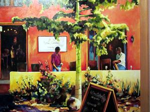 Nopolo Wine Cellar in Loreto Bay, Mexico